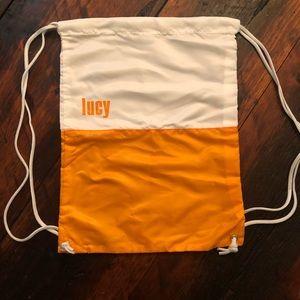Lucy drawstring bag